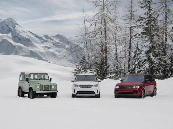 LAND ROVER ANNOUNCES 70TH ANNIVERSARY CELEBRATIONS