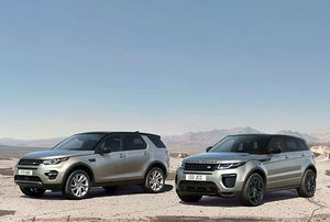 INGENIUM PETROL NOW POWERS DISCOVERY SPORT AND RANGE ROVER EVOQUE IN INDIA