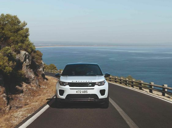 Discovery Sport - Business Contract Hire