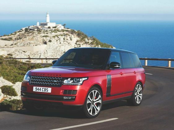 Range Rover - Personal Contract Hire