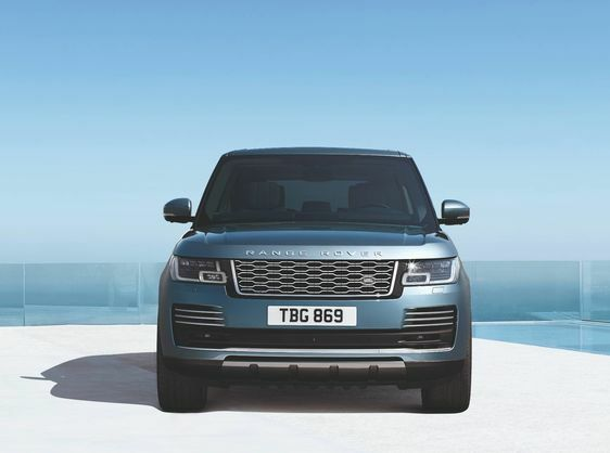 Range Rover - Business Contract Hire