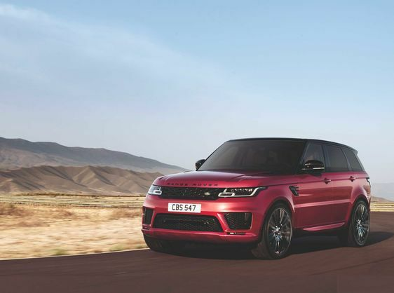 Range Rover Sport - Personal Contract Purchase