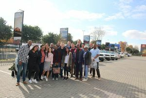 Rand Merchant Bank Maropeng Experience with Land Rover Midrand