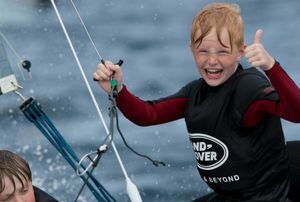 Land Rover UK and Lloyd Kelso to Inspire the Next Generation of Sailors