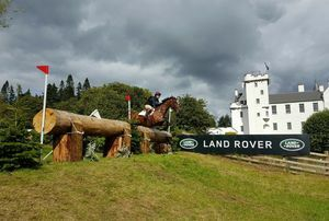 Lloyd Land Rover Kelso Invites Guests to International Horse Trials