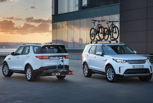 TAILOR MADE CYCLING PACK FOR LAND ROVER DISCOVERY