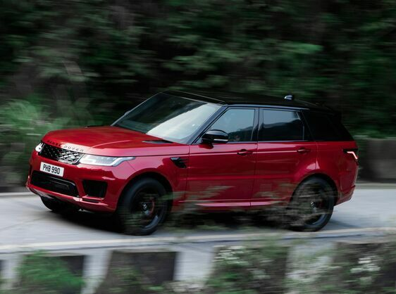 Range Rover Sport 3.0 HSE Vehicles On Offer