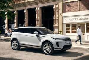 WORLD PREMIERE: NEW RANGE ROVER EVOQUE