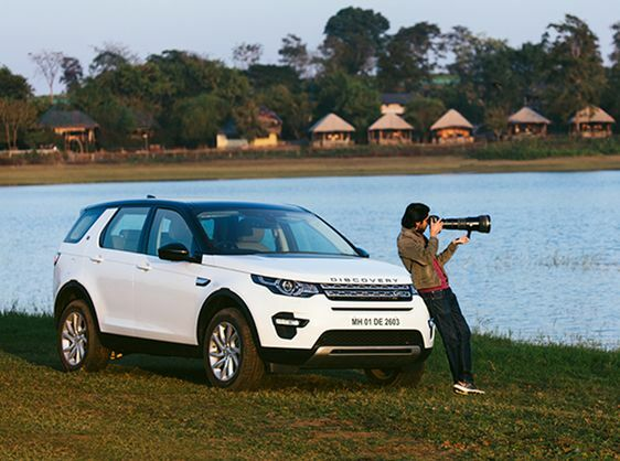 LAND ROVER'S 'NEVER STOP DISCOVERING' CAMPAIGN AIMS TO RAISE AWARENESS ON WILDLIFE CONSERVATION