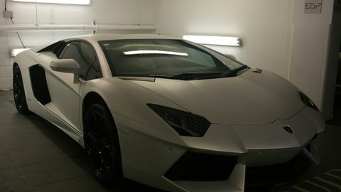 Elite Detailing is now Lamborghini Approved