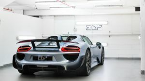 918 Spyder Liquid Blue