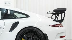 991 GT3 RS Carrera White