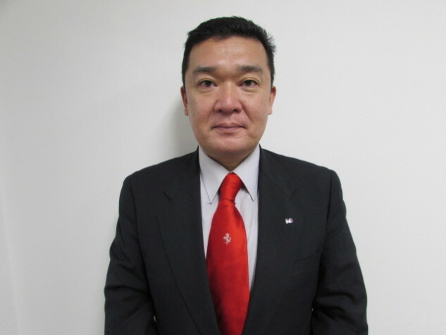 Staff picture of Hiroshi Iso