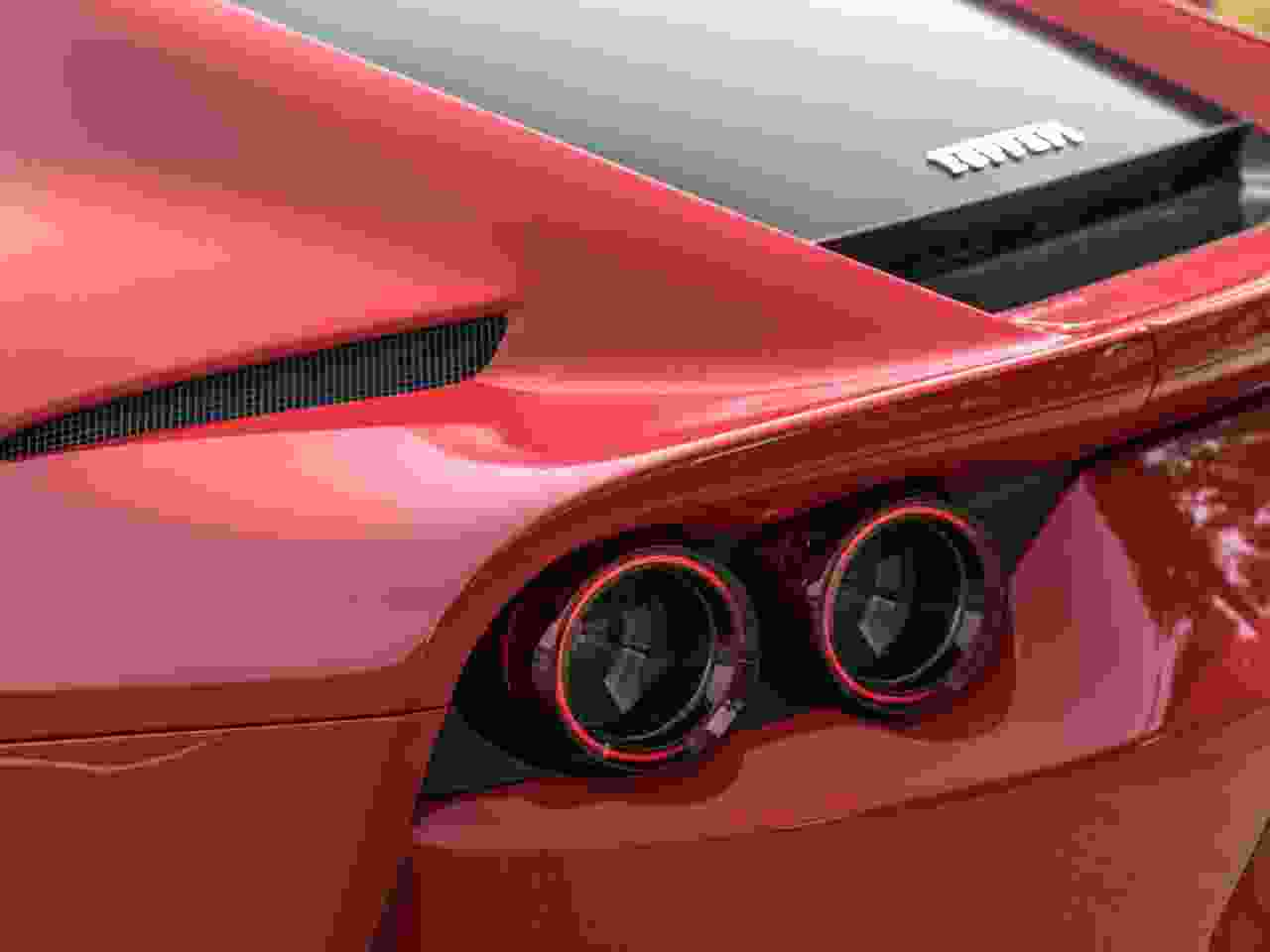 812 Superfast detail