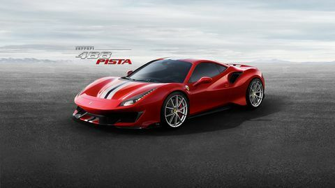 Ferrari 488 Pista: a brilliant track-derived combination of exhilaration and performance