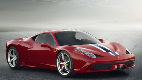 Sell My Ferrari - We Want To Buy Your Ferrari 458