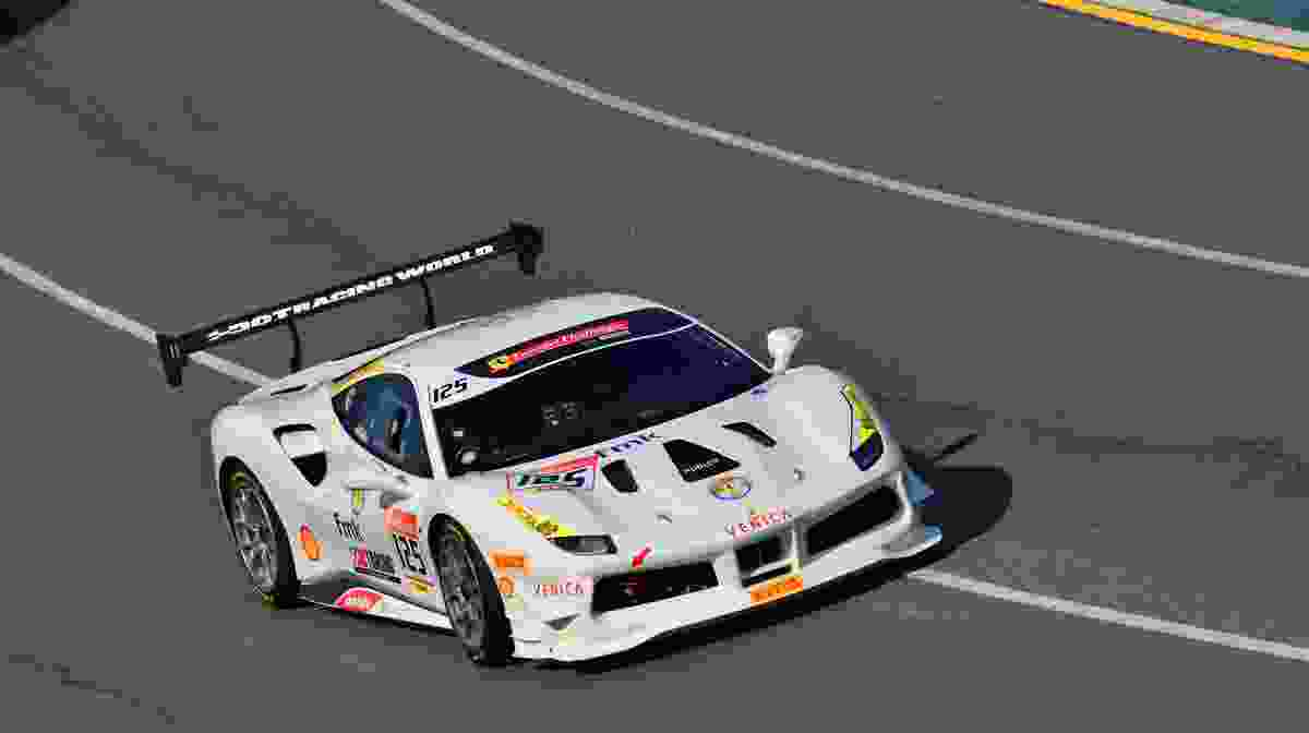 South Korean drivers take one-two finish at the 2019 Ferrari Challenge