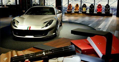 Ferrari Official Dealer Ferrari of Austin | Ferrari Dealer