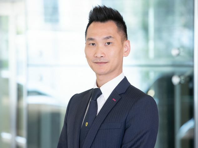 Staff picture of Wallace Ng