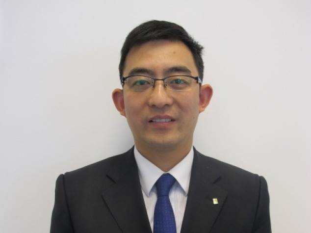 Staff picture of Alan Wu