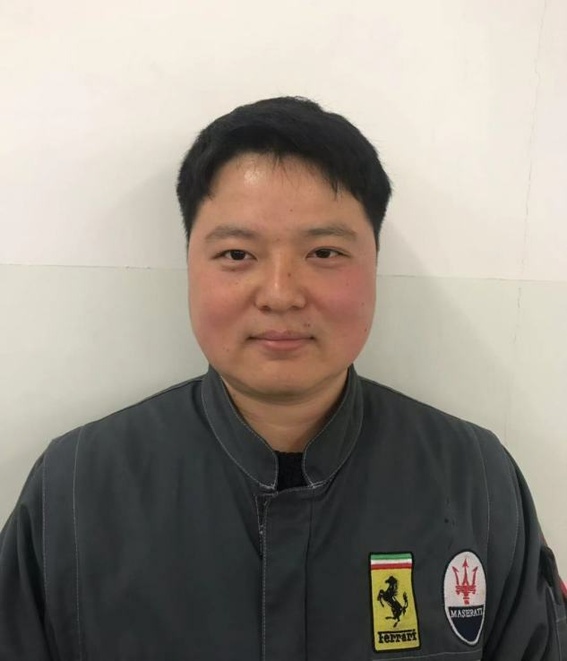 Staff picture of Yao Zong Zhao