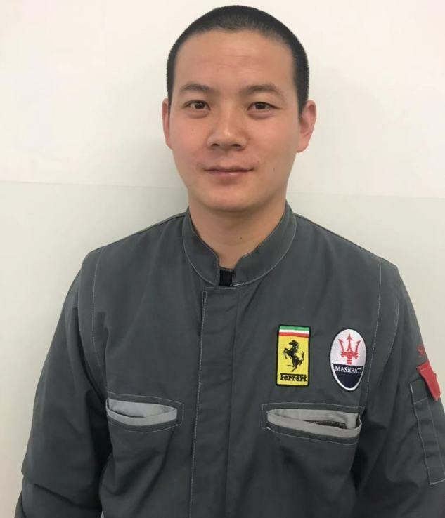 Staff picture of Yuan Liu