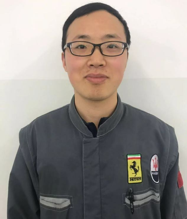 Staff picture of Sheng li Zhu