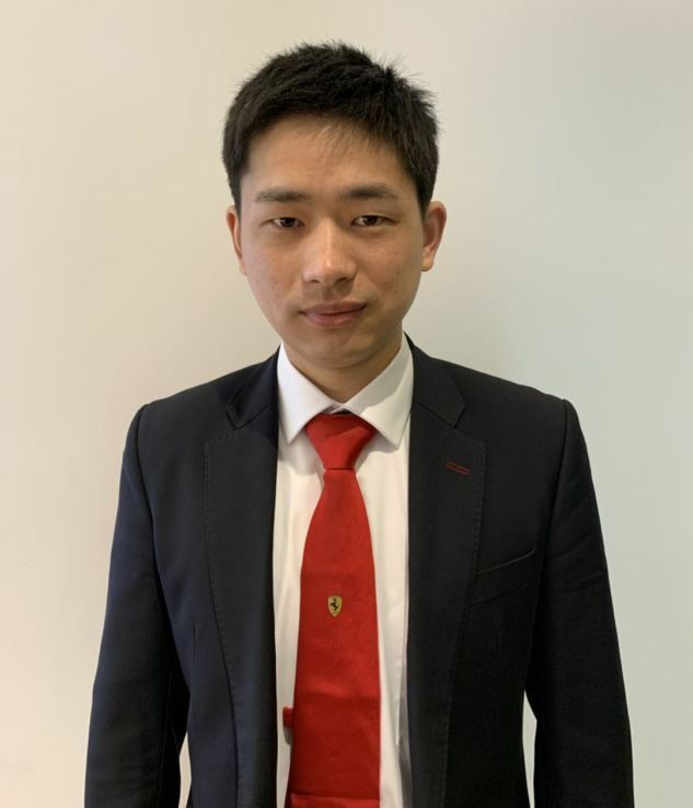 Staff picture of James Zhou