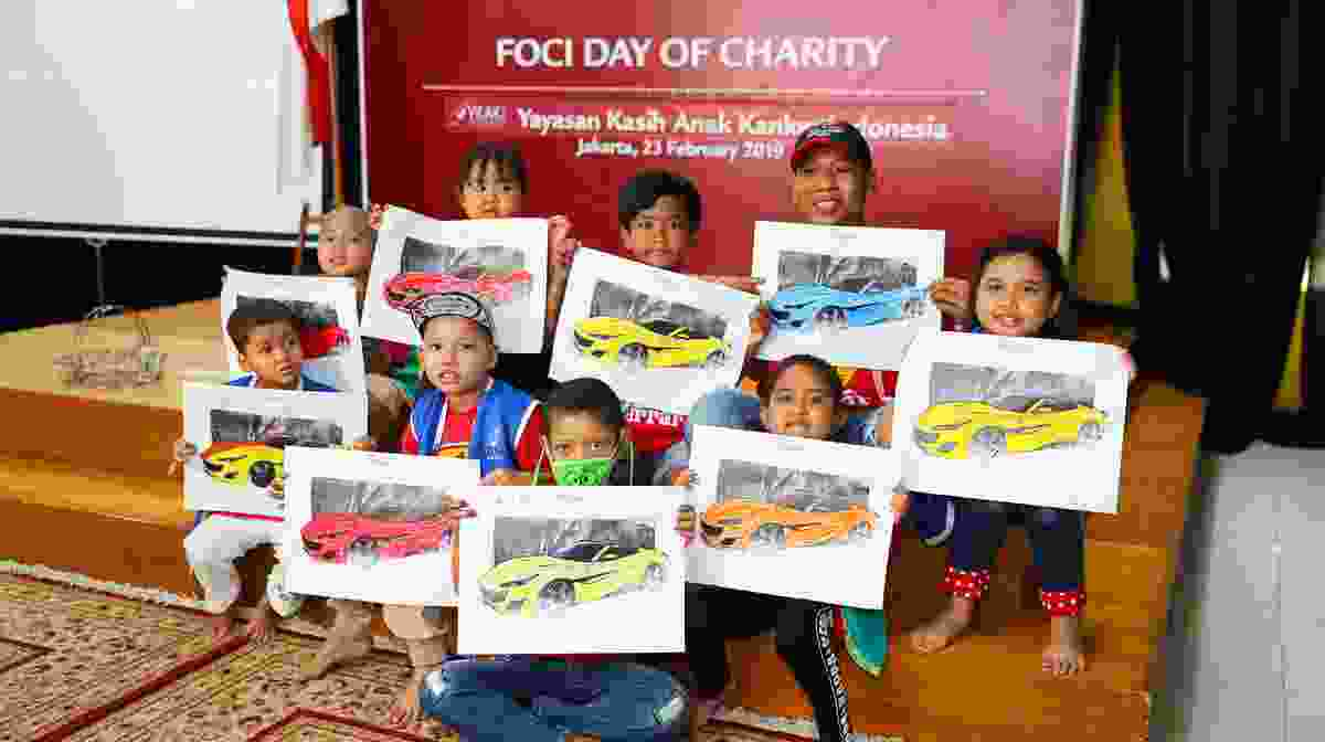 FOCI Day of Charity