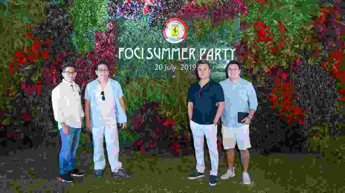 FOCI Summer Party