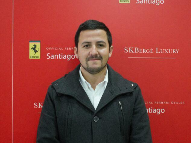 Staff picture of Felipe Miranda