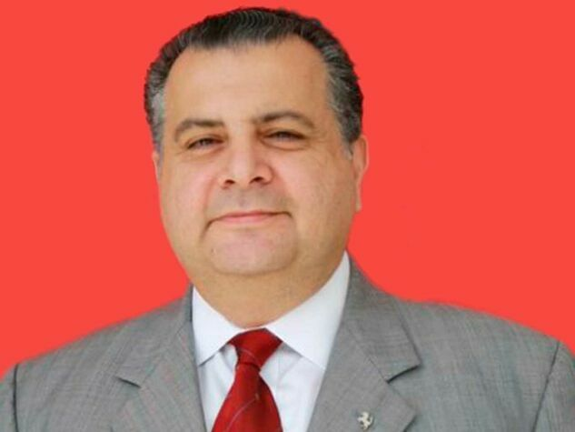 Staff picture of Mahmoud EL'Harake
